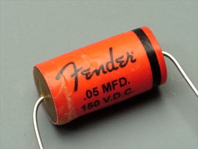 FENDER PURE VINTAGE 「HOT ROD」 Capacitor .005μF