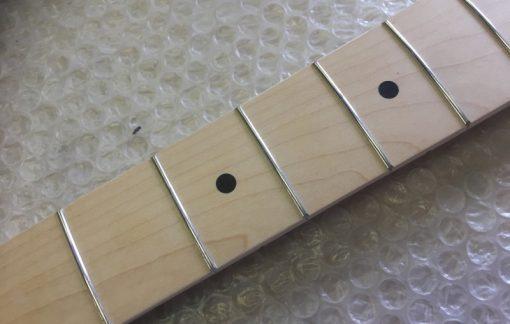 山ちゃんのギター製作記  テレデラ?ジャズマス? #4