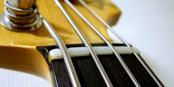 ギターナットの種類と選び方