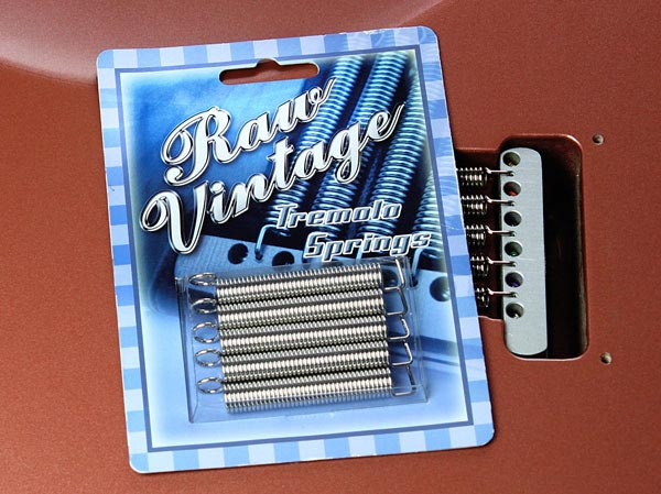 Raw Vintage Tremolo Springs