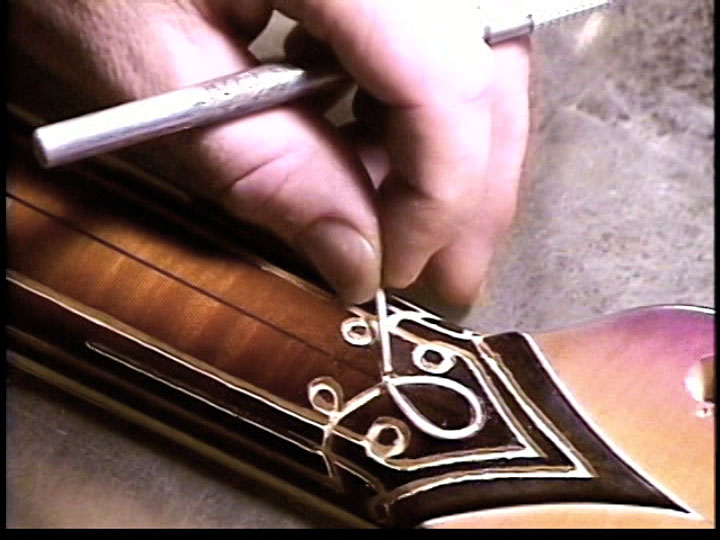 INTERMEDIATE INLAY TECHNIQUES