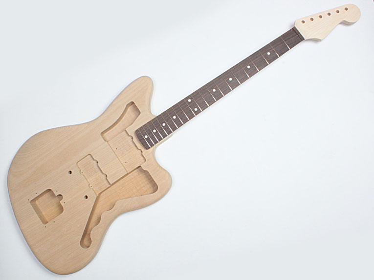 ストラトタイプ メイプル1Pギターネック
