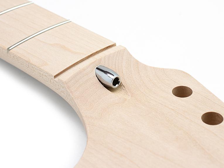 ジャズマスタータイプ メイプル1Pギターネック