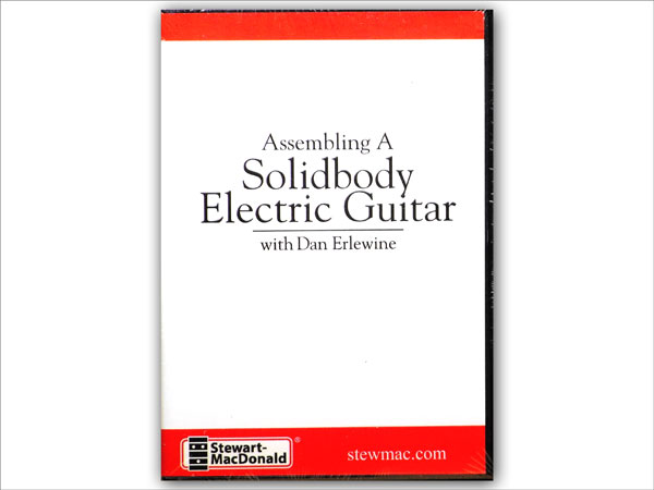 ASSEMBLING A SOLIDBODY ELECTRIC GUITAR