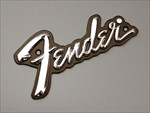 FENDER USA  Amp Logo