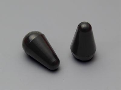 ストラト スイッチノブ ブラック ミリ