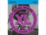 ダダリオ D'Addario .009-.042 Super Light Gauge EXL-120
